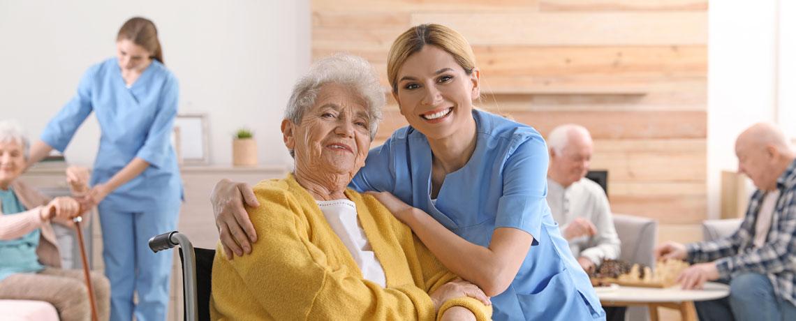 Skilled Nursing Center